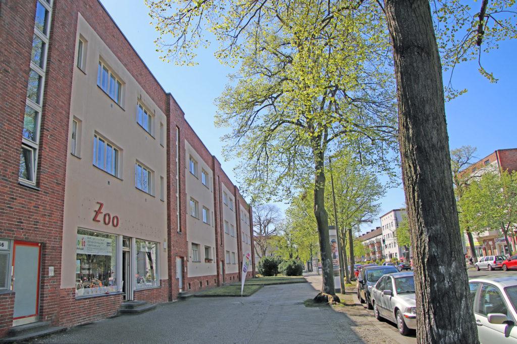 Anfahrt Blori`s Barf Zoofachhandel Berlin