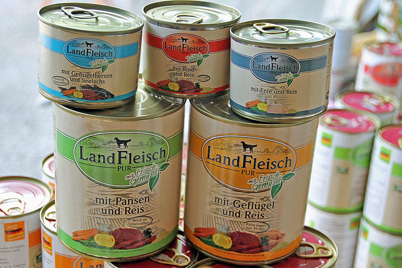 Getreidefreies Hundefutter Berlin